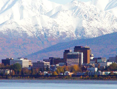 Anchorage Office Closure